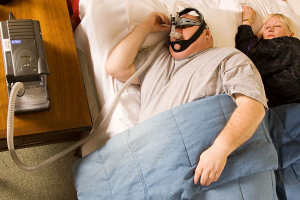 CPAP can help but is cumbersome